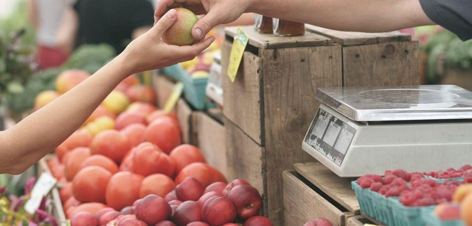 Бизнес по продаже овощей и фруктов