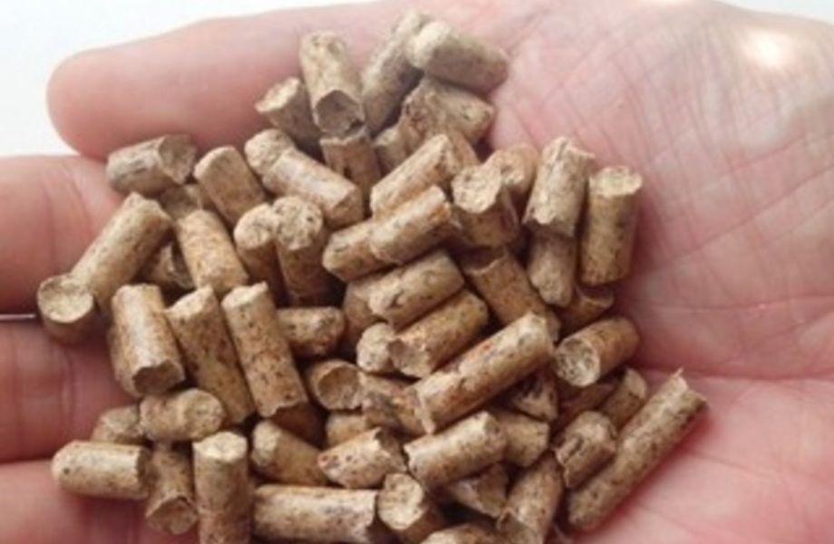 Производство топливных гранул (пеллет) с сушкой