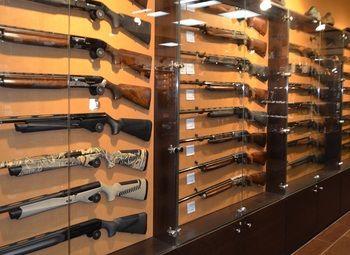 Охотничий магазин оружия с лицензиями