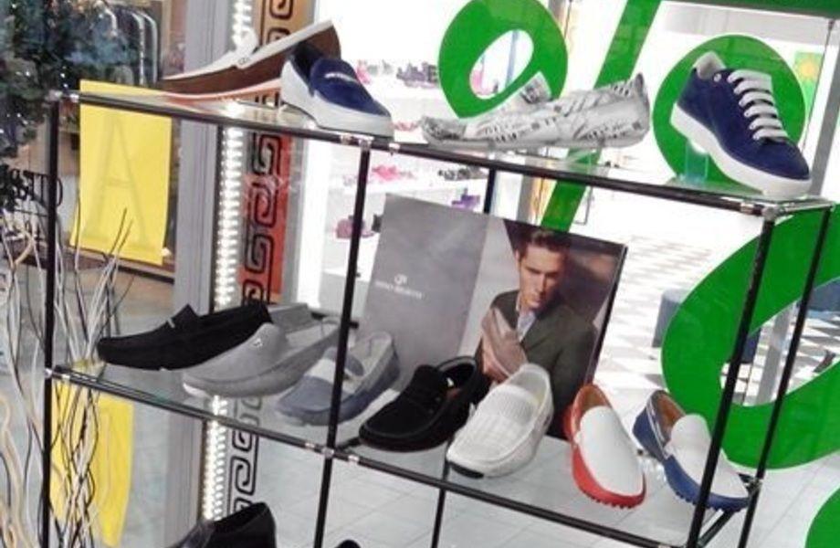 Известный бутик мужской одежды и обуви (3 года работы)