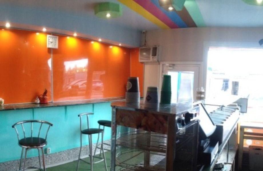 Кафе Шаверма в спальном районе