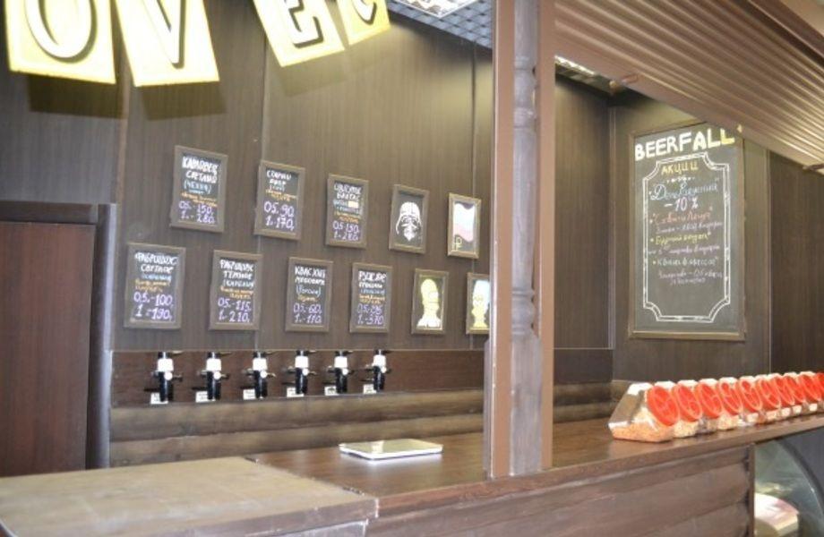 Магазин разливного пива (высокий потенциал)