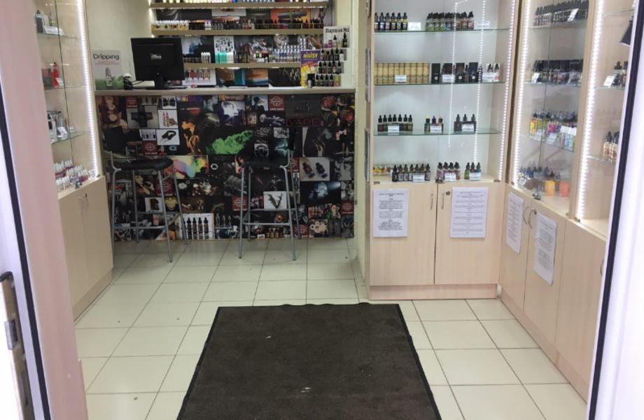 Прибыльный магазин табака и электронных сигарет