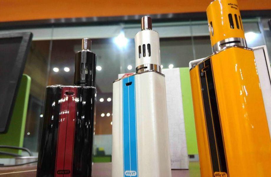 Перспективный магазин электронных сигарет