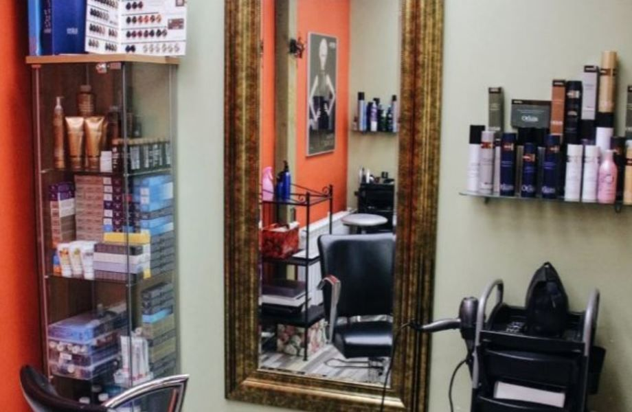 Салон красоты с хорошей базой клиентов