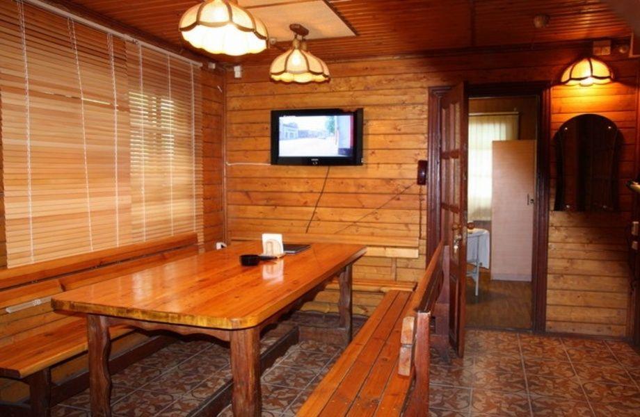 Кафе-Отель в Курортном Районе