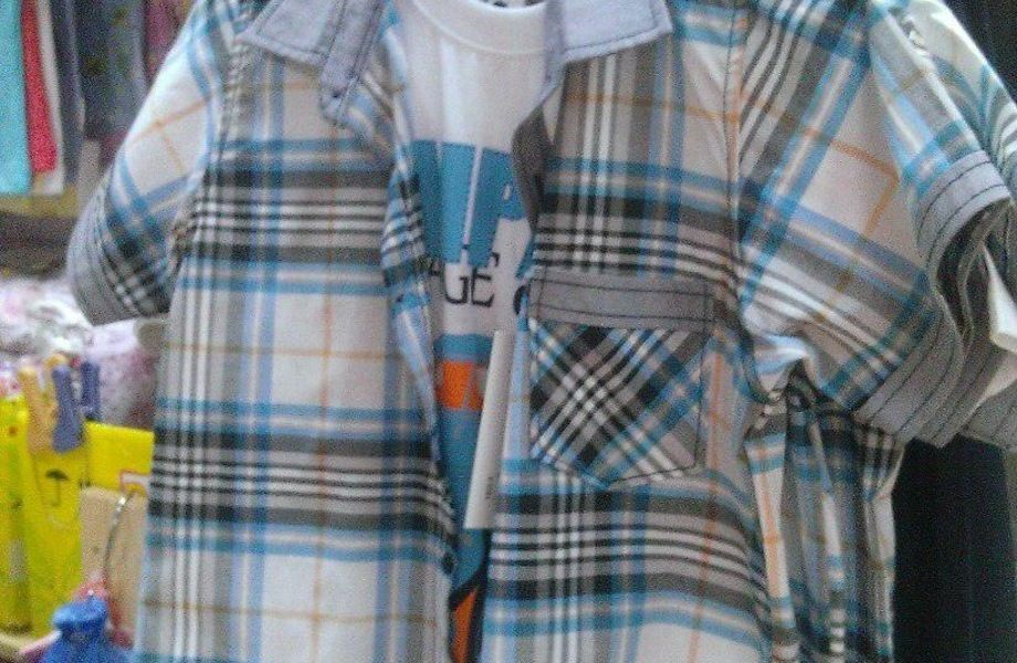 Магазин детской одежды в торговом комплексе