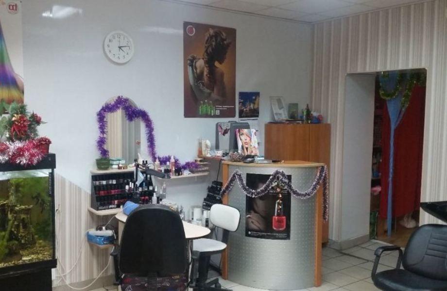 Салон красоты работающий более 7 лет