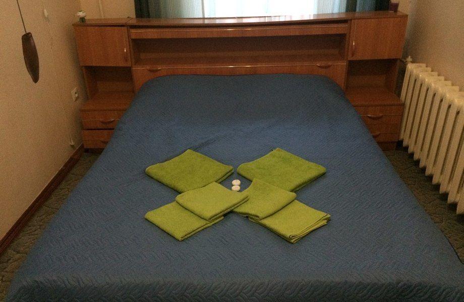 Уютный отель на три номера