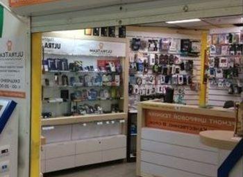 Прибыльный салон связи и ремонт телефонов
