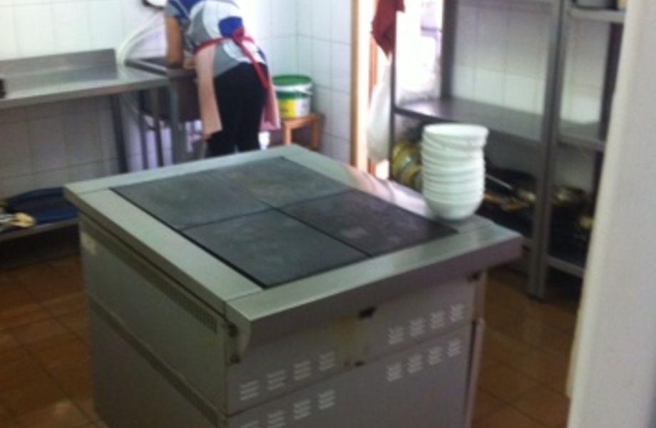 Продается столовая на территории бизнес центра