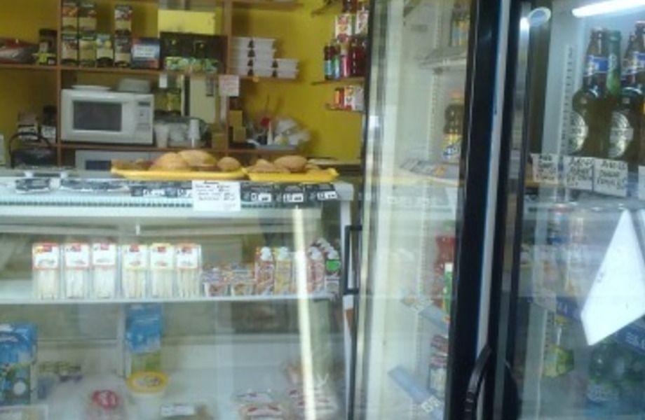 Кафе на троицком рынке (10 лет работы)