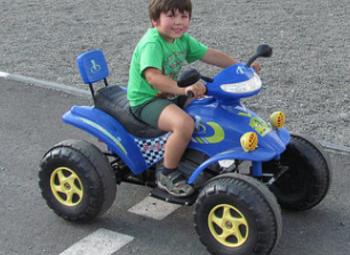 Магазин детских электромобилей