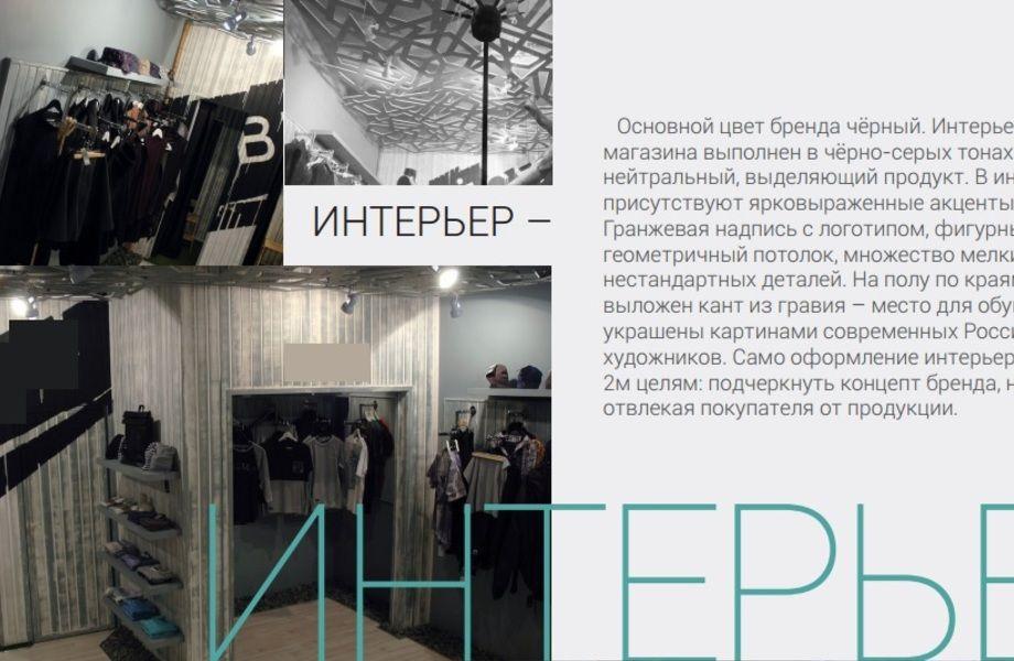 Эксклюзивный магазин одежды