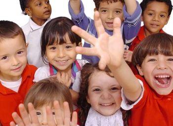 Детский садик полного дня в новом микрорайоне