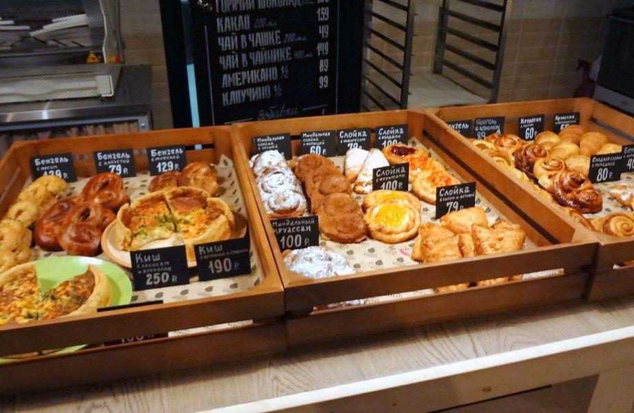 Кафе-Пекарня с подтвержденной прибылью