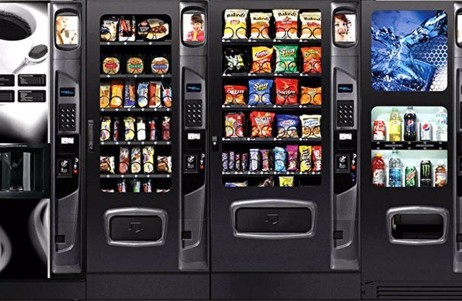 Вендинговый бизнес (сеть из 20 автоматов)