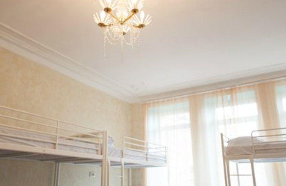 Известный хостел на Гороховой