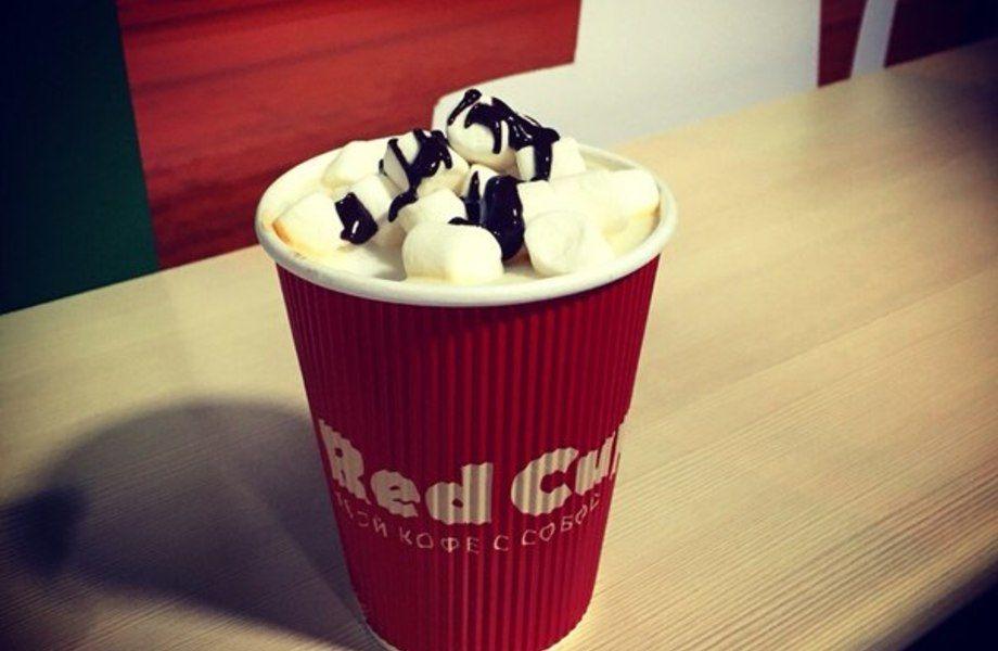 Кофе  с собой с хорошей проходимостью
