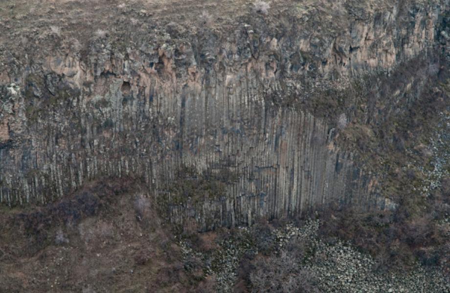 Базальтовый карьер в Кемеровской области