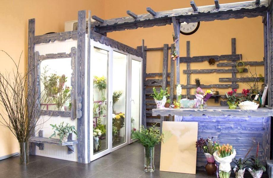 Прибыльный цветочный магазин рядом с метро