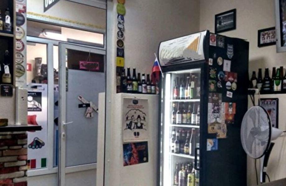 Магазин крафтового пива без конкурентов