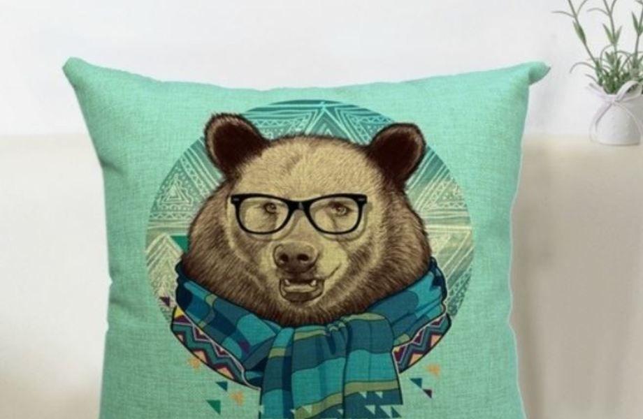 Интернет-магазин декоративных подушек с товарным запасом