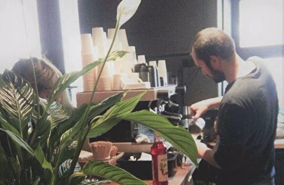 Прибыльное кофе с собой в историческом центре города