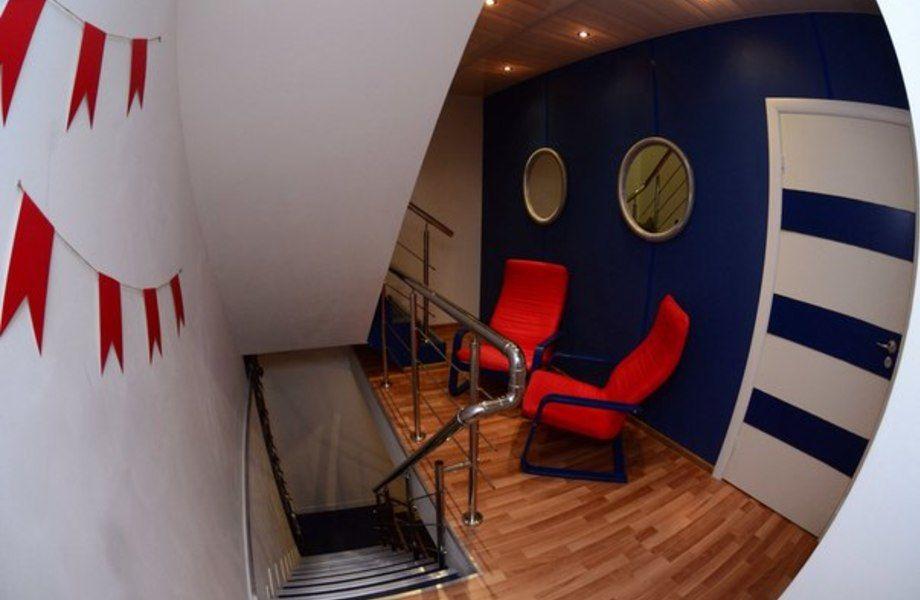 Дизайнерский хостел в Адмиралтейском районе