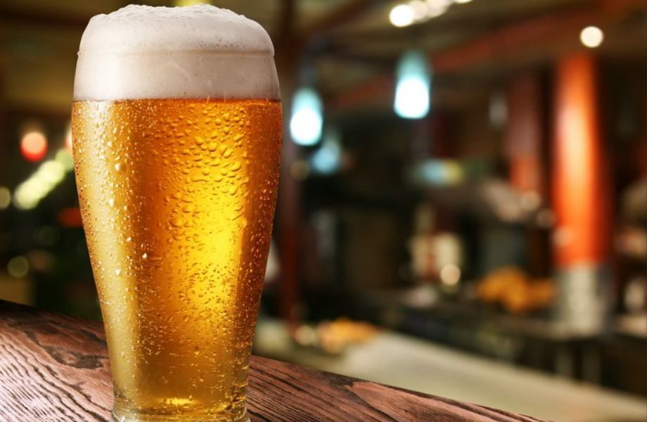 Разливное пиво с постоянными клиентами