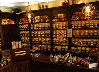 Уютный магазин  чая  и сладостей по выгодной цене