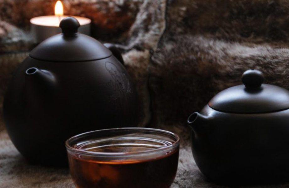 Чайный магазин с выгодным месторасположением
