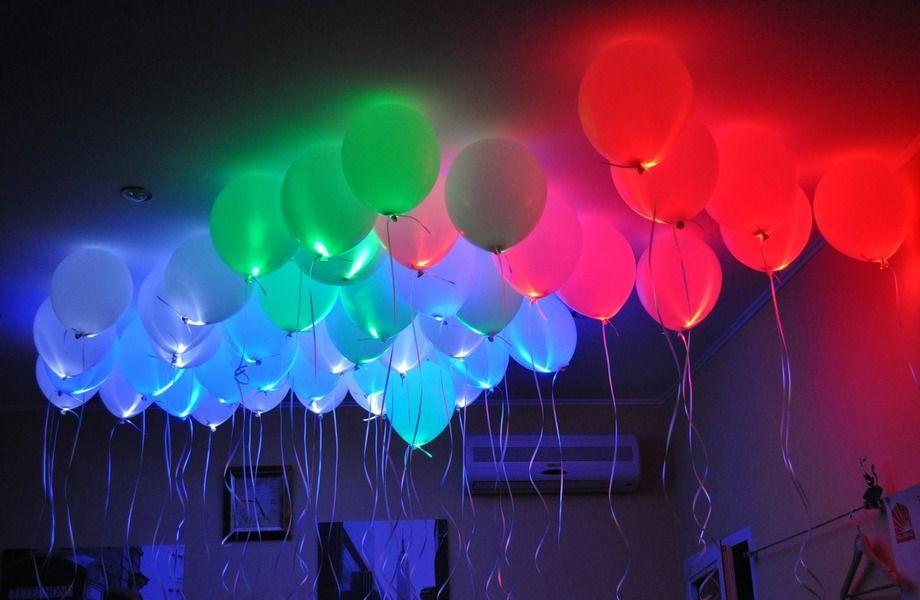 Стабильный бизнес с минимальными расходами на воздушных шариках