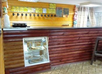 Магазин разливного пива в спальном районе