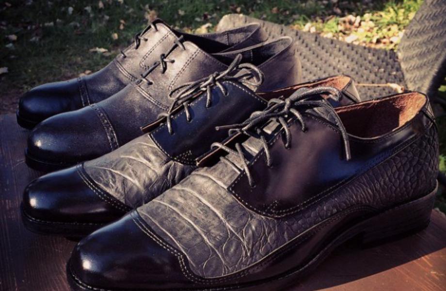 Пошив обуви на заказ