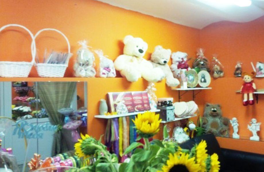 Прибыльный цветочный магазин (3 минуты от метро)