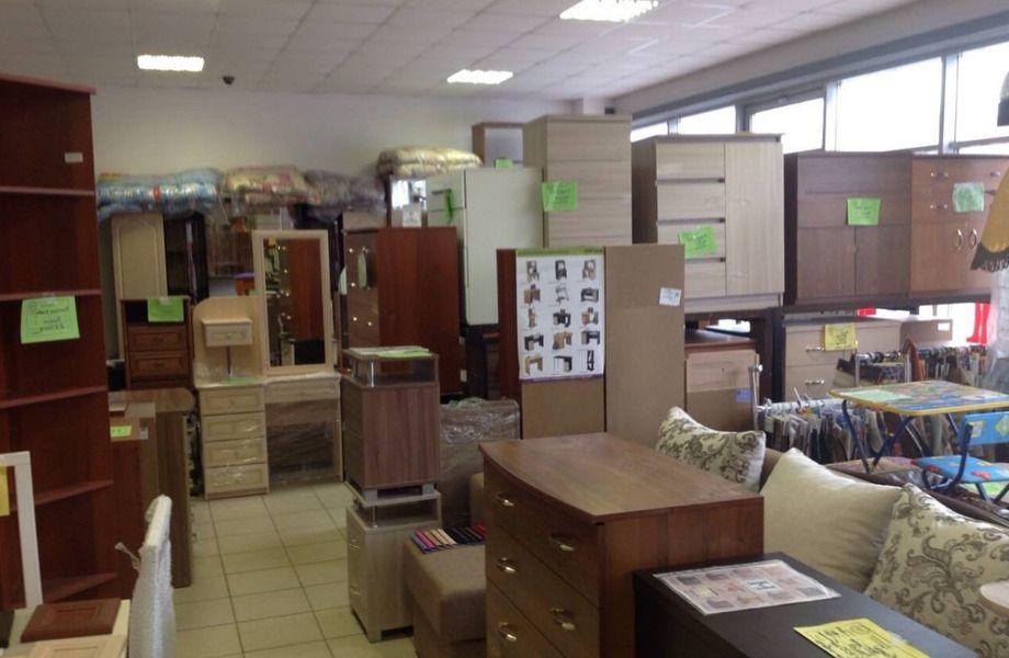 Мебельный магазин эконом класса