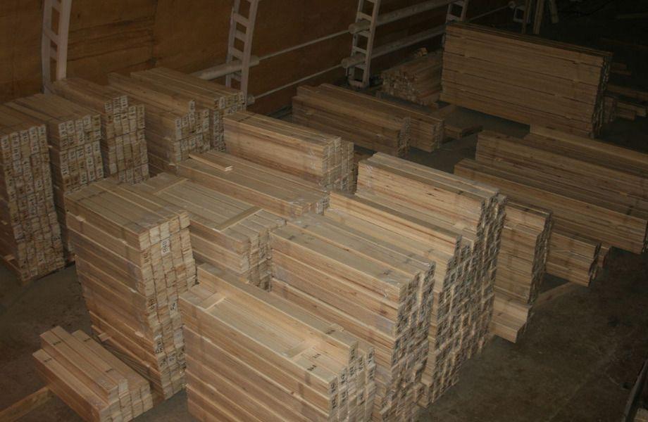 Лесозаготовительное производство / 14 лет на рынке