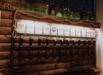 Магазин разливного пиво в ТРК за выгодную цену