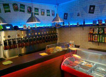 Прибыльный магазин разливного пива в спальном районе