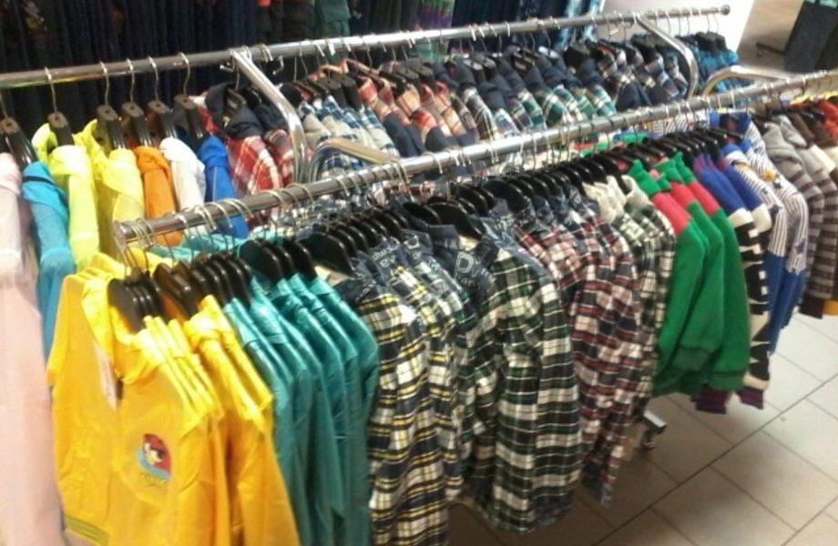 Прибыльный магазин детской одежды