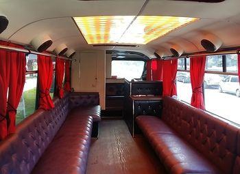 Ретро автобус в сверхидеальном состоянии