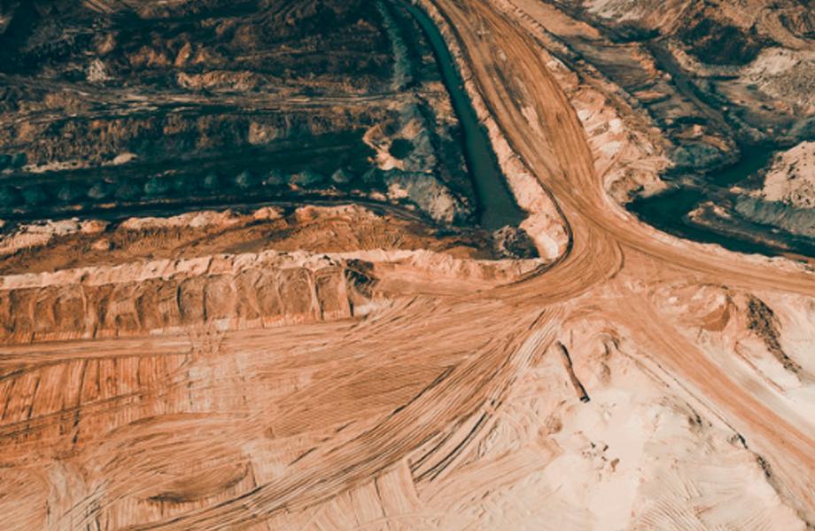 Песчаный карьер в Выборгском районе