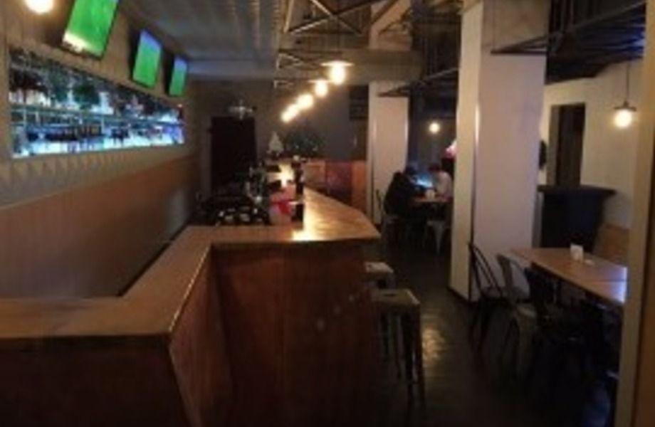 Продается действующий кафе-бар  в центре города