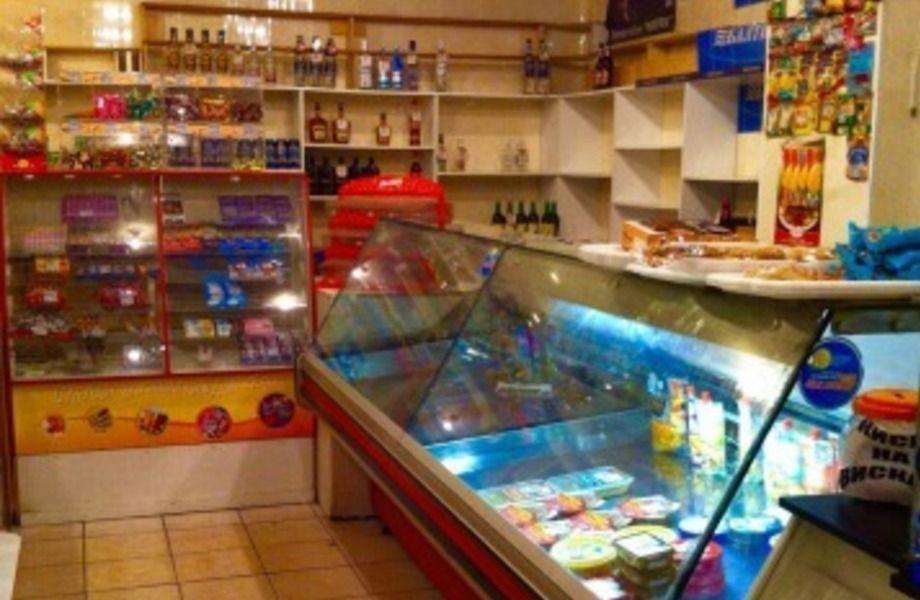 Продуктовый магазин  и хозяйственных товаров