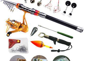 Интернет-магазин рыболовных аксессуаров