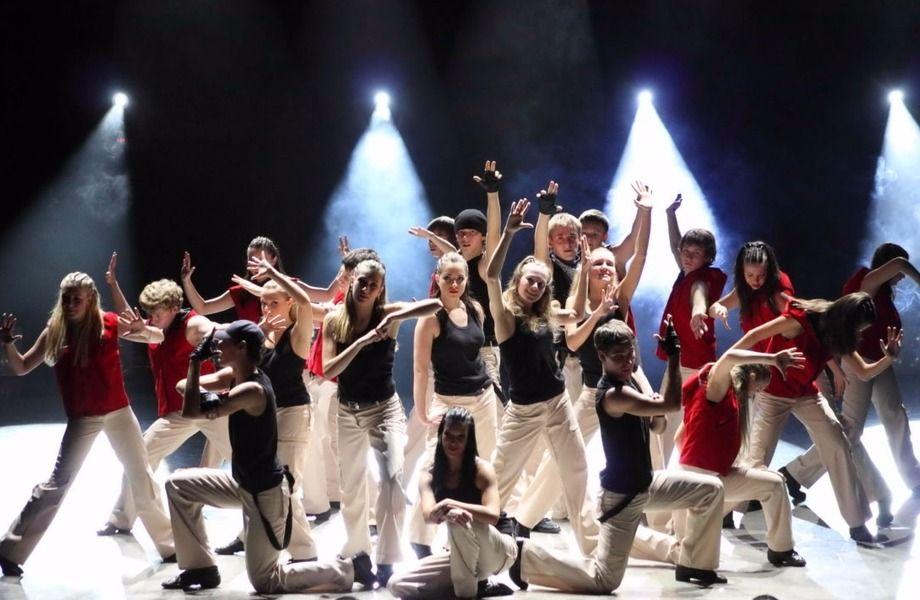 Лучшая танцевальная студия в Санкт-Петербурге