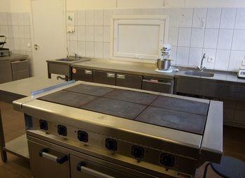 Фабрика-кухня на территории крупного завода