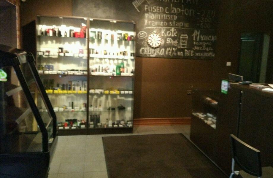 Сеть Vape Shop-bar из трёх магазинов / Товарный остаток