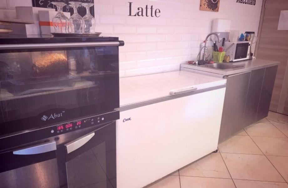 Пекарня-кондитерская на Парнасе